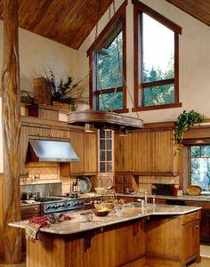Our Portfolio : Landmark Builders: Custom homes in Whitefish, Montana.