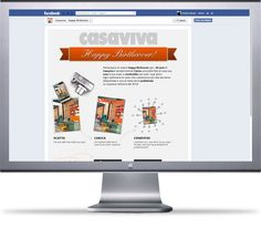 Mondadori   Casaviva Facebook app