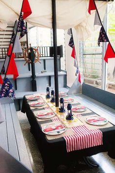 Nautical Signal Flags Decor | Nautical Handcrafted Decor Blog