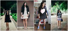 Follow Your Dreams by Andreina: Blogueira estilosa: Bruna Vieira