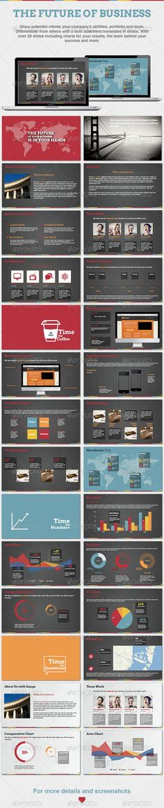 The Future of Business Keynote Template