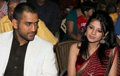 Mahendra Singh Dhoni becomes father to a baby girl - HD Photos