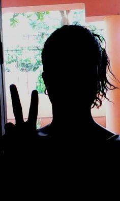 Fotografia sin rostro... Fotografia en alto contraste, luz y sombra