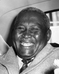 An unlocated and undated portrait shows the leader of South Africa's African National Congress Albert Luthuli smiling Luthuli received 10 December. African National Congress, 10 December, African Nations, Apartheid, African Diaspora, Great Leaders, Black Power, Black History, Black Men