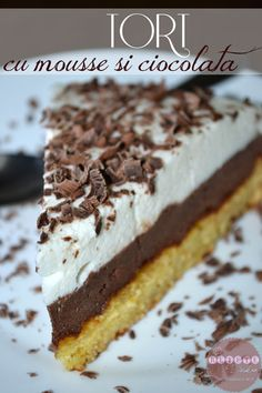 Mousse, Dukan Diet, Healthy Sweets, Tiramisu, Recipies, Gluten, Ethnic Recipes, Food, Cakes