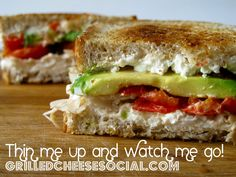 Grilled Cheese Social: Thin me up and watch me go!