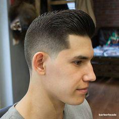 Barber: @anton_marchenko #BARBERHEADS #barbershopconnect  #internationalbarbers #thebarberpost #sharpfade #barbercon_russia