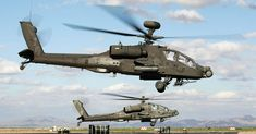 These Are The Most Powerful Military Helicopters In The World