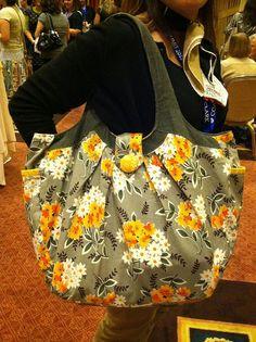 Great handmade bag!