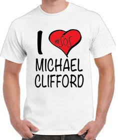 5 Seconds of Summer Michael Clifford T-shirt | TeeeShop