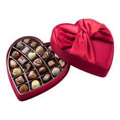 Godiva Romantic Fabric Heart filled with 24 signature Belgian chocolates + truffles. Valentine's Day gifts delivered to Greece.