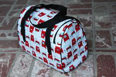 Sew Sweetness Tortoise Bag, sewn by Susan of SB Stitching