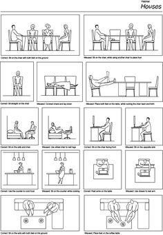Cuisine ou salle manger quel espace pr voir pour une for Dimension table a manger