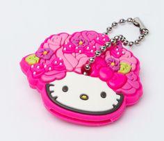 Hello Kitty Key Cap: Bloom