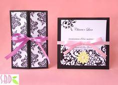 Wedding Series: partecipazioni nozze Elegance - Wedding invitations [ENG SUB]