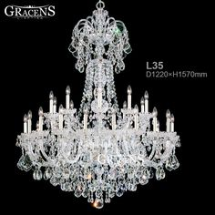 Wholesale Price Glass  Chandelier Light Fixture Fixture Butterfly Authentic Crystal For Home Hotel R-  Item Type: Chandeliers  Style: Modern  Finish: Iron  Voltage: 220V,90-260V,110V  Body Material: Crystal  Shade Direction: Down  Power Source: AC  Features: Modern and fashion  Shade Type: Shadeless  Base Type: Wedge  Model Number: MD6816-L35  Is Dimmable: No  Brand Name: Gracens  Warranty: 3 Years  Installation Type: Semiflush Mount  Light Source: Incandescent Bulbs  Switch Type: Knob…