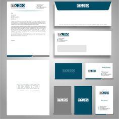 Tech company needs cool logo! ITX 360 by MAXImouse