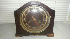 Smiths Art Deco Mantle Clock