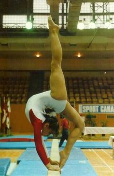 Used to be this flexible idk now