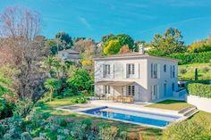 Maison, luxe et prestige, à vendre VALLAURIS - 7 pièces 180m² - 1874452 Prestige, Mansions, House Styles, Home Decor, Real Estate, Decoration Home, Manor Houses, Room Decor, Villas