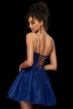 Buy dress style № 53157 designed by SherriHill Elegant Dresses Classy, Elegant Dresses For Women, Fabulous Dresses, Elegant Outfit, Classy Dress, Dresses For Teens, Hoco Dresses, Homecoming Dresses, Party Dresses