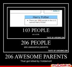 206 awesome parents...