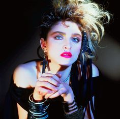 BACK TO THE 80'S: Madonna