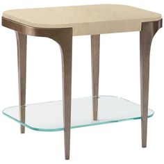 Caracole Classic Perfect Match Side Table