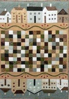 Love this. Folkart patchwork.
