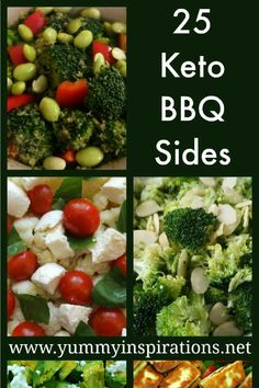 Side Dishes For Bbq, Summer Side Dishes, Low Carb Side Dishes, Easy Salads, Summer Salads, Paleo Recipes Easy, Diet Recipes, Cooking On A Budget, Budget Meals