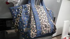 riflová kabelka Denim Ideas, Denim Purse, Bohemian Gypsy, Baby Car Seats, Diaper Bag, Jeans, Accessories, Scrappy Quilts, Denim Handbags