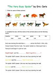 the tiny seed activities vocabulary activities eric carle and worksheets. Black Bedroom Furniture Sets. Home Design Ideas