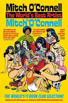 Mitch O'Connell Art
