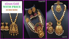 one gram gold jewellery Gold Jewellery Design, Gold Jewelry, Indian Fashion, Ebay, Beautiful, India Fashion, Gold Jewellery, Indian Couture, Indie Fashion