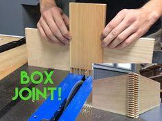 Super Easy Box Joint Jig! - YouTube