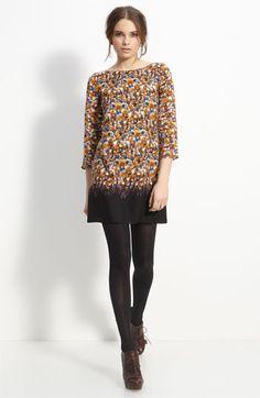 Nordstrom: Tibi Printed Shift Dress, LOVE!