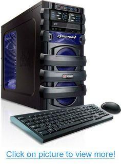 CybertronPC GM2222D 5150 Escape Gaming PC (Blue) #CybertronPC #GM2222D #Escape #Gaming #PC #Blue