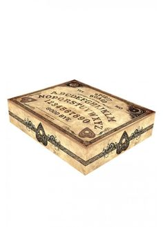 Nemesis Now Spirit Board Jewellery Box