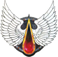 Blood Angels Badge