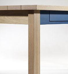 Conran Pugin Dining Table-Marks & Spencer