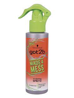 Got2b Made4Mess hajformázó spray - 150 ml  a Rossmann Webáruházban