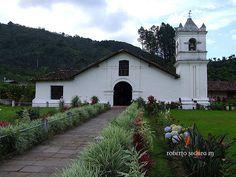 Iglesia de Orosi - COSTA RICA.