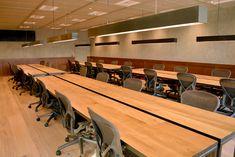 働きやすい空間とは? 建築家・谷尻誠がベンチャー企業のオフィスを「ホテル」に変身 - その他レビュー : CINRA.NET