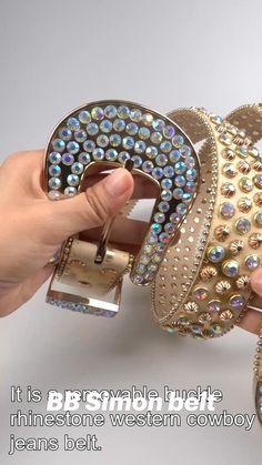 Rhinestone Belt, Cuff Bracelets, Jewelry, Fashion, Moda, Jewlery, Jewerly, Fashion Styles, Schmuck