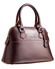 leather satchel - dooney and bourke