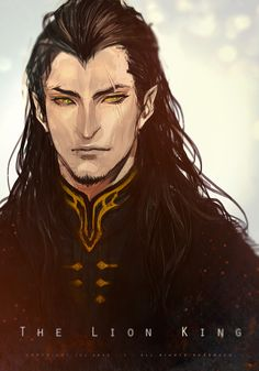 black_hair collared_shirt copyright_name disney facial_hair green_eyes long_hair male_focus personification scar scar_(the_lion_king) solo the_lion_king upper_body yellow_sclera Fantasy Character Design, Character Concept, Character Inspiration, Character Art, Concept Art, Dark Fantasy, Fantasy Male, Dnd Characters, Fantasy Characters