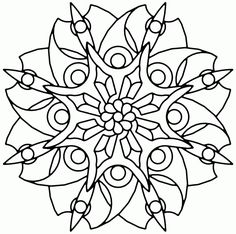 Blade Flower coloring page - coloring.com