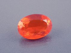 5.47ct Natural Fire Opal Gemstone O52 by MJGEMSTONES on Etsy, $656.40