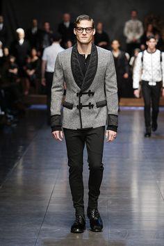 Dolce&Gabbana Winter 2016 Men's Fashion Show
