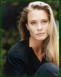 If you're happy, if you're feeling good, then nothing else matters. Robin Wright